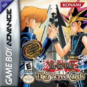 Yu-Gi-Oh! The Sacred Cards per Game Boy Advance