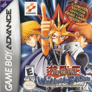 Yu-Gi-Oh! World Wide Edition per Game Boy Advance