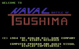 Naval Battle of Tsushima per Commodore 64