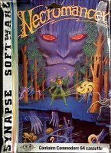 Necromancer per Commodore 64