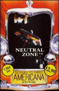 Neutral Zone per Commodore 64