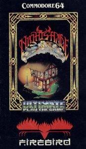 Nightshade per Commodore 64
