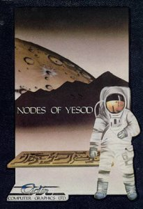 Nodes of Yesod per Commodore 64