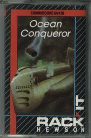 Ocean Conqueror per Commodore 64