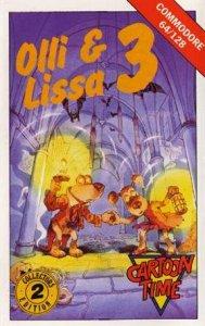 Olli & Lissa 3: The Candlelight Adventure per Commodore 64