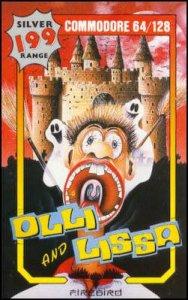 Olli & Lissa: The Ghost of Shilmore Castle per Commodore 64