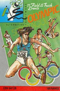 Olympic Spectacular per Commodore 64