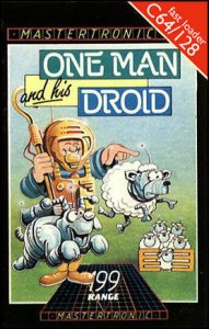 One Man and His Droid per Commodore 64