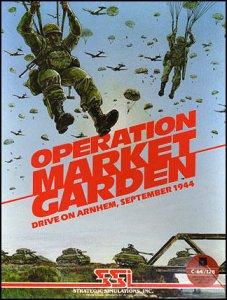 Operation Market Garden per Commodore 64