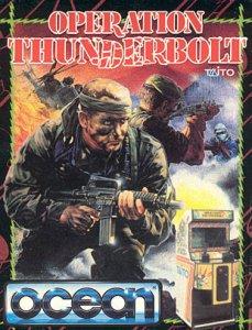 Operation Thunderbolt per Commodore 64