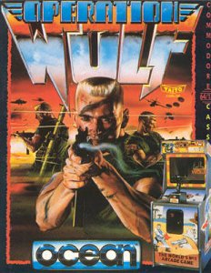 Operation Wolf per Commodore 64