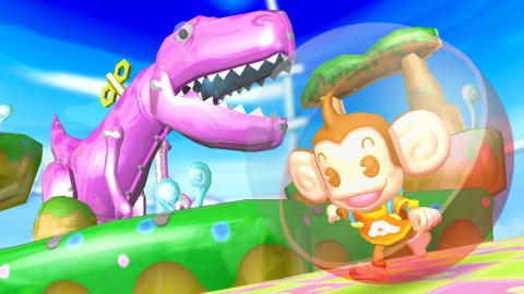 Super Monkey Ball: Banana Mania has been ranked in Australia, is it the new game in the series?