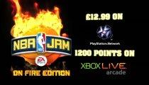 NBA Jam: On Fire Edition - Trailer degli Honey Badgers