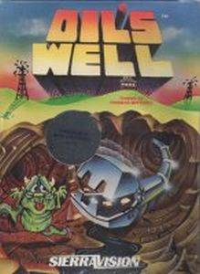 Oil's Well per Commodore 64