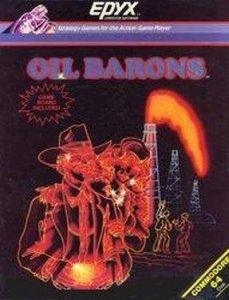 Oil Barons per Commodore 64