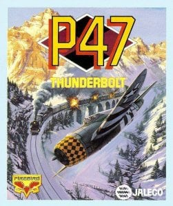P47 Thunderbolt per Commodore 64