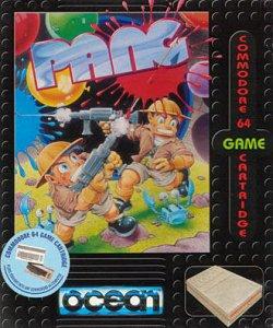Pang per Commodore 64