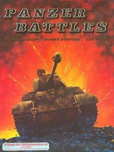 Panzer Battles per Commodore 64