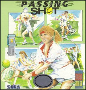 Passing Shot per Commodore 64