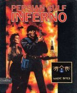 Persian Gulf: Inferno per Commodore 64