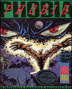 Phobia per Commodore 64