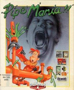 Pipe Dream per Commodore 64