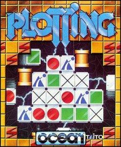 Plotting per Commodore 64