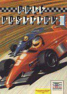 Pole Position II per Commodore 64
