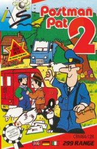 Postman Pat 2 per Commodore 64
