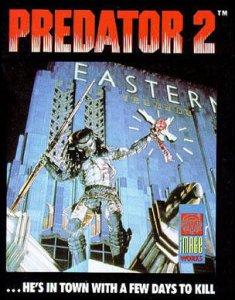 Predator 2 per Commodore 64