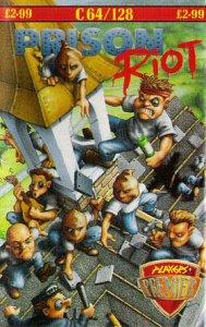 Prison Riot per Commodore 64