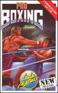 Pro Boxing Simulator per Commodore 64