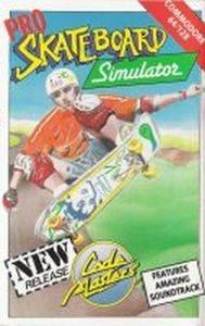 Pro Skateboard Simulator per Commodore 64