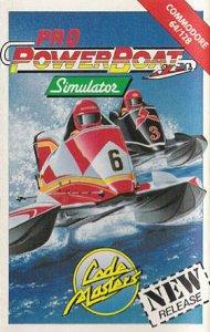 Pro Powerboat Simulator per Commodore 64