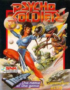 Psycho Soldier per Commodore 64