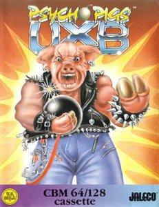 Psycho Pigs UXB per Commodore 64