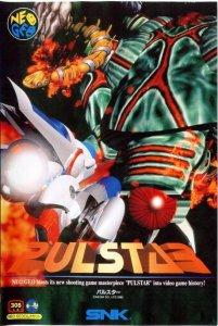 Pulstar per Neo Geo
