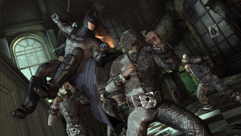 La lista degli Obiettivi e dei Trofei per Batman: Arkham City