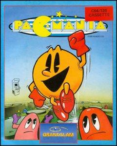 Pac-Mania per Commodore 64