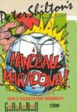Peter Shilton's Handball Maradona! per Commodore 64