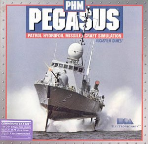 P.H.M. Pegasus per Commodore 64