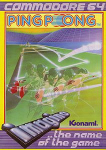 Ping Pong per Commodore 64