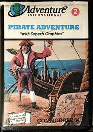 Pirate Adventure per Commodore 64