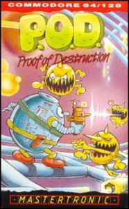P.O.D.: Proof of Destruction per Commodore 64