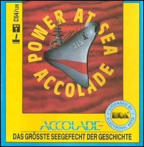 Power at Sea per Commodore 64