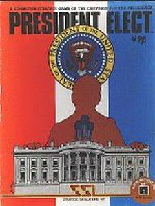 President Elect: 1984 Edition per Commodore 64