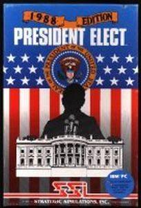 President Elect: 1988 Edition per Commodore 64