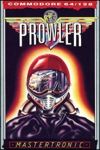 Prowler per Commodore 64