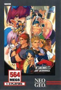 Rage of the Dragons per Neo Geo