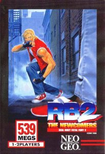 Real Bout Fatal Fury 2: The Newcomers per Neo Geo